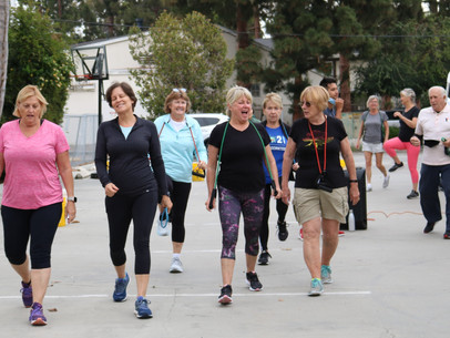 Long Beach's Active Seniors
