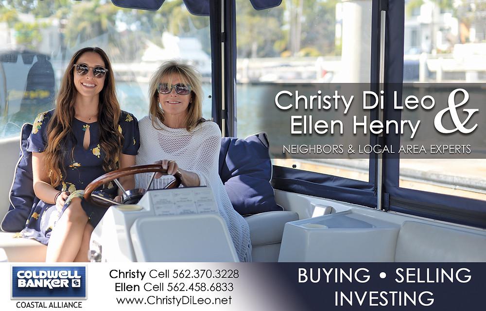 Christy Di Leo & Ellen Henry