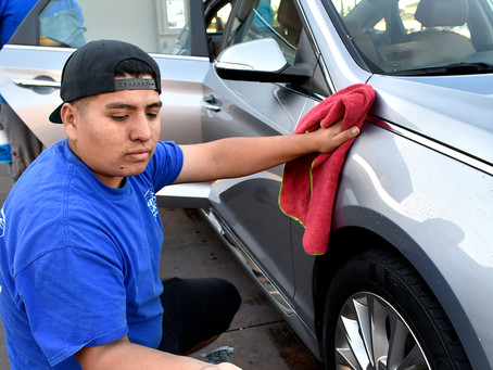 Save Money and Combat Winter with a Car Wax