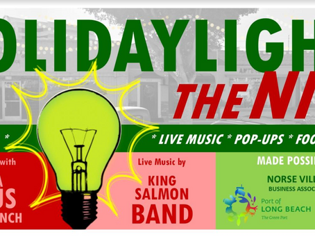 Feature Event: HOLIDAYLIGHT the Nite 2018