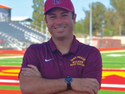 Meet Wilson's Soccer Coach: CJ Brewer