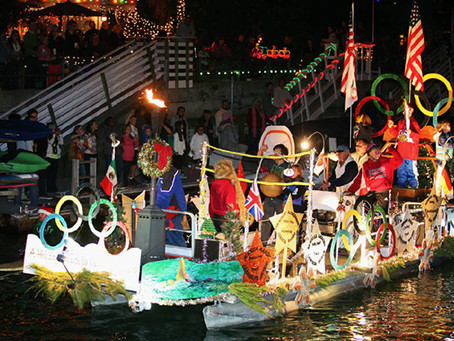 Feature Event: 2018 Naples Boat Parade