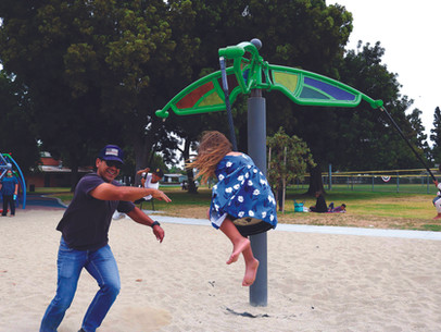 It's Recess Time in the LBC: A Guide to Public Playgrounds Across The City!