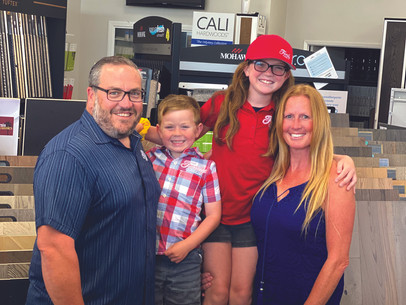 Family Floors Considers  Closing Up Shop Before  Having Their Best Week of Business EVER