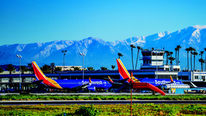 Long Beach Airport - Where The Going Is Easy