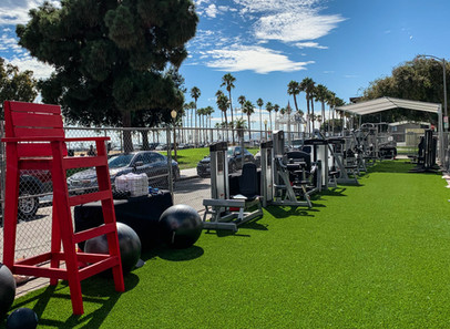 Iconix Fitness Brings Much Needed Physical Activity to Long Beach with Outdoor Gym