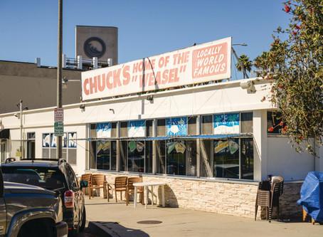Chuck's Coffee Shop: A Familiar Feeling