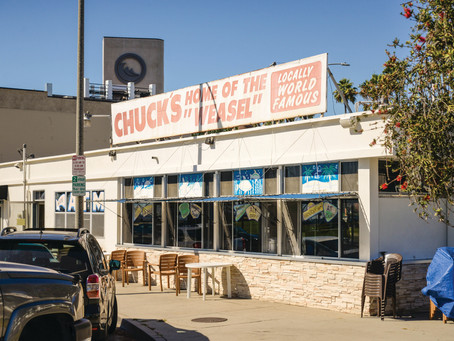 Chuck's Coffee Shop: A Familiar Feeling