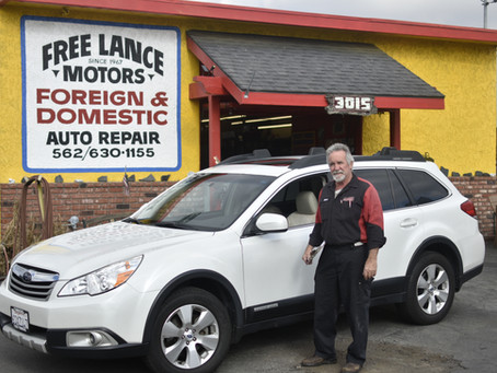 Free Lance Motors in Long Beach Specializes in All Car Models