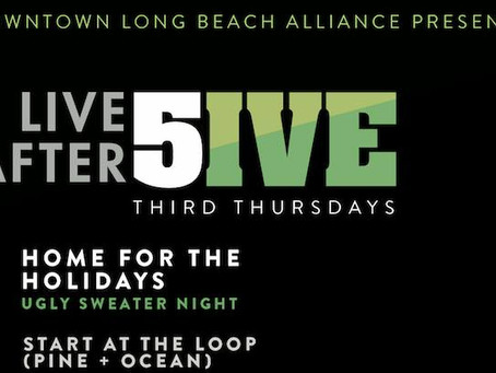 Where to be in LB: Things to Do December 20-22