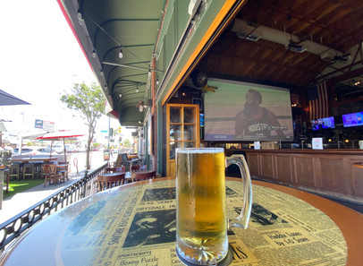 Here's Where You Can Watch Sports On Patios Around Town