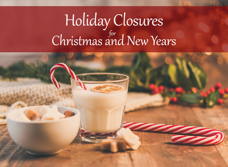 City of Long Beach Christmas 2018 and New Year's 2019 Holiday Closures