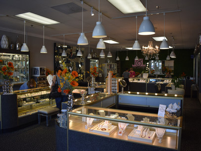 Lab Created Diamonds with J & L Jewelry