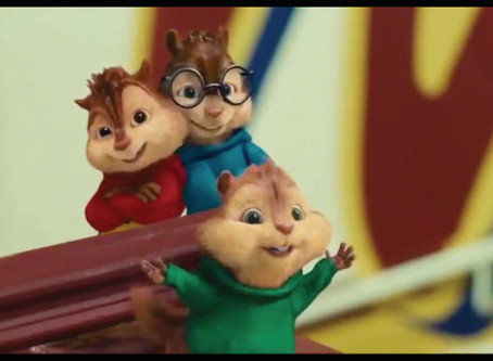 Bruins and the Chipmunks