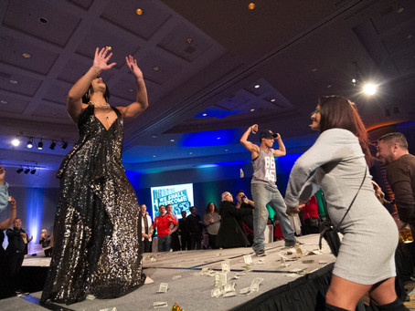 It's a Drag to Give: A Charitable Community Event