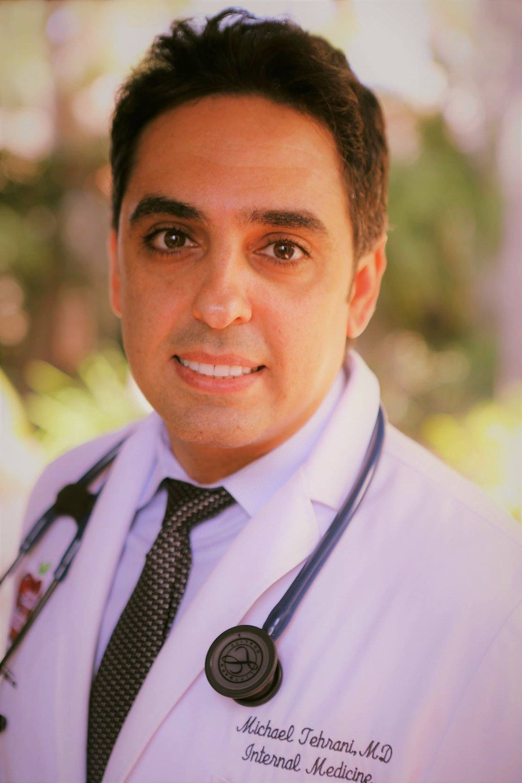 Dr. Tehrani, MD