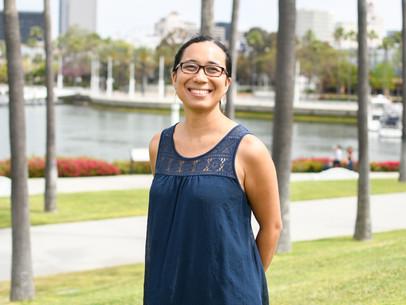 The First Female President Of The Long Beach Century Club: Shar Higa