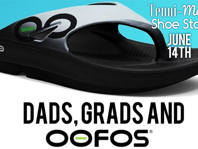 """Tenni-Moc's Shoe Store Set To Host """"Dad, Grads, #OOFriday"""""""