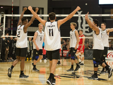 Long Beach State Advances to National Championship Match