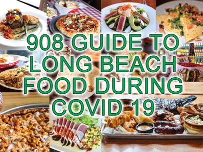 """The """"LIVING AND BREATHING GUIDE"""" to ordering food in Long Beach during COVID 19- Including"""