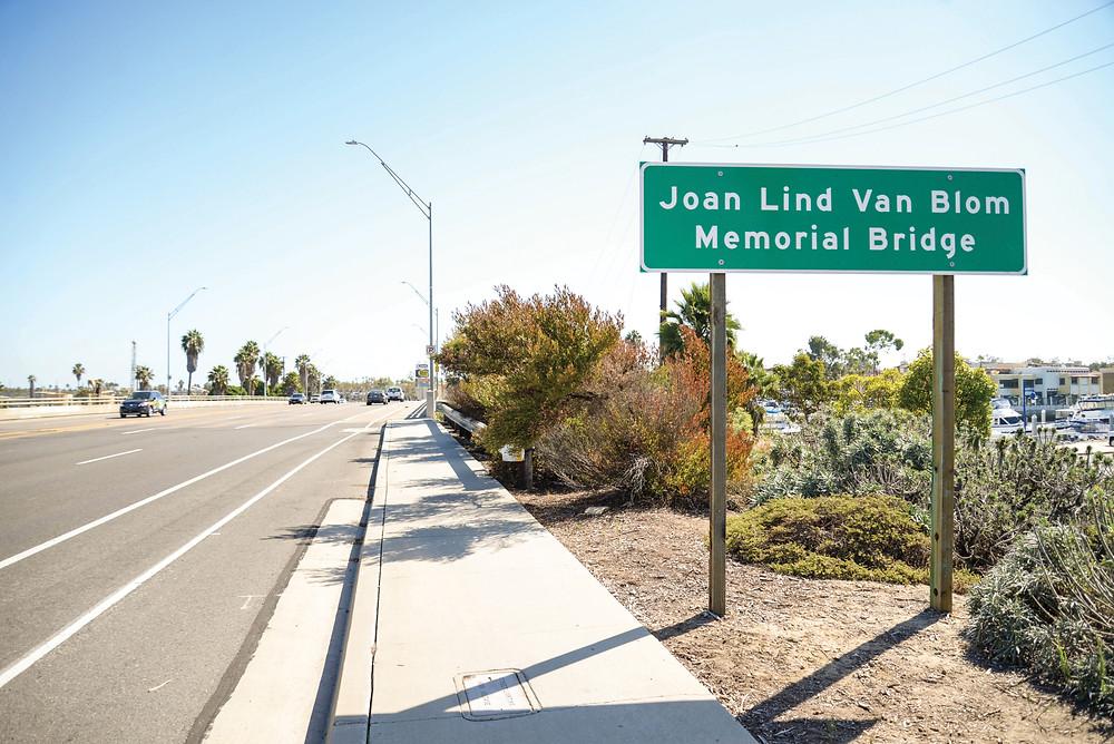 Joan Van Blom Bridge