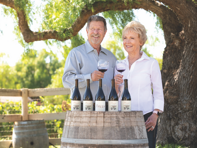 Former Mayor of Lakewood Ron Piazza Introduces His Brand New Winery in Santa Ynez
