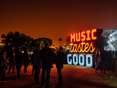 Music Tastes Good: Your Music and Culinary Getaway