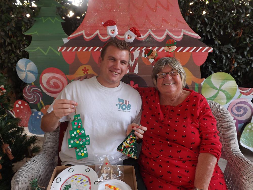 John & Grandma Dianne