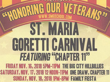 Feature Event: St. Maria Goretti Parish Carnival