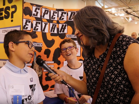 You, Me & The LBC - LBUSD Science Fair 2018