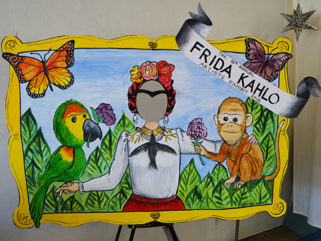 This Art Gallery is Crazy for Kahlo