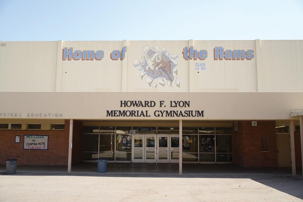 Howard F. Lyon Gymnasium