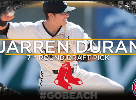 Duran is first Dirtbag selected in 2018 MLB draft