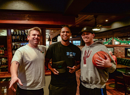 Shoot Your Shot with Alex Camron at Naples Rib Co. (PODCAST)