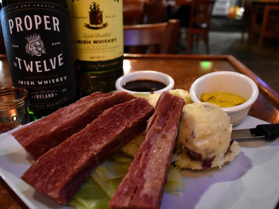 It's Still St. Patty's Day! 🍀 Here are the local pubs where you can get Corned Beef, Cabbag