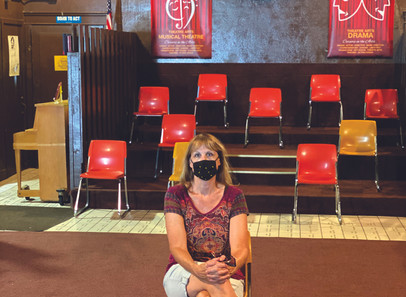 Paula Riley, Wilson High: Back to Virtual Theatre Arts