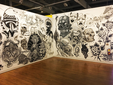 MOLAA Exhibits Long Beach Ink Through the Years