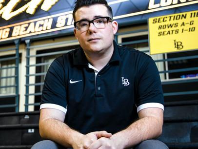 Steven Calista: Shining A Light On LBSU's Athletics