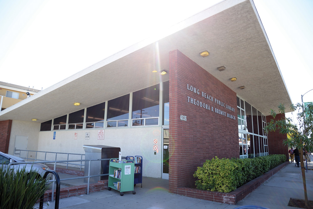 Brewitt Neighborhood Library