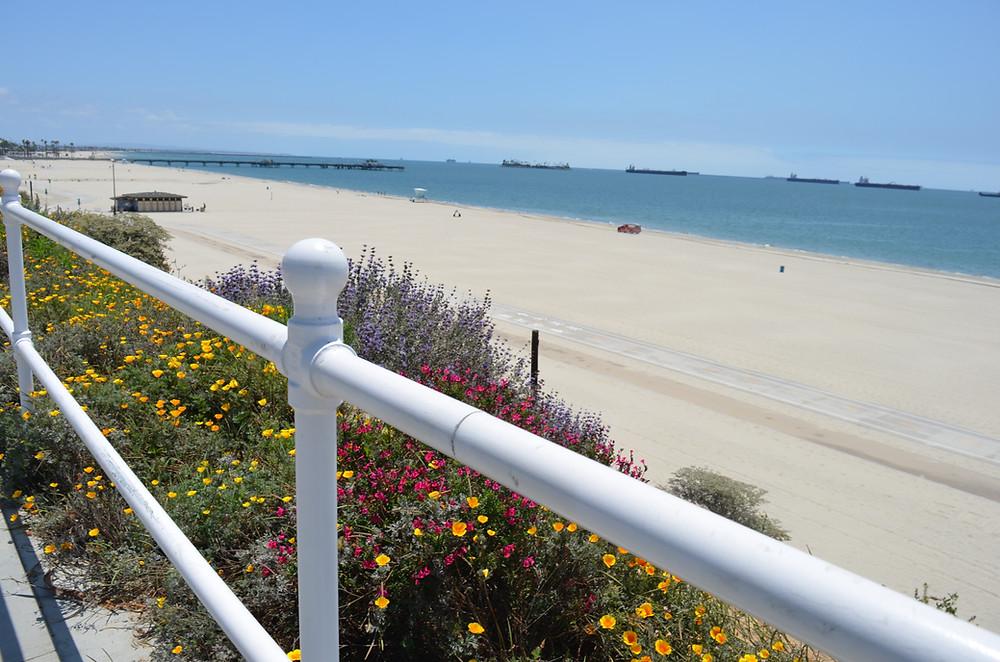 Long Beach Walking/Bike Path