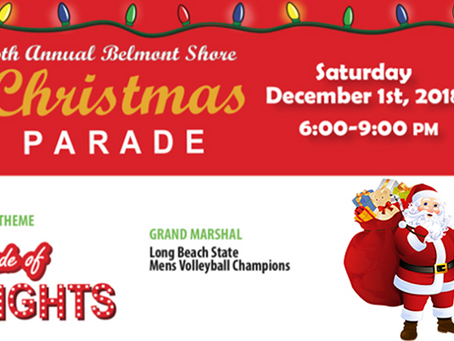 Feature Event: Belmont Shore Christmas Parade