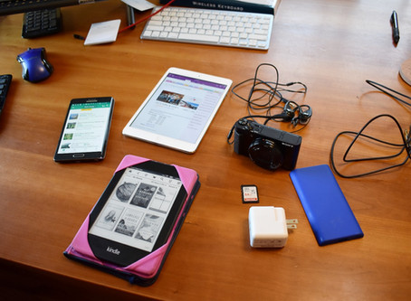 How to Use Mobile Technology When Traveling