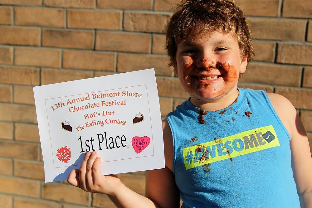 14th Annual Belmont Shore Chocolate Festival