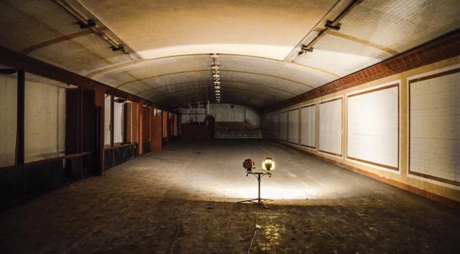 Jergins Tunnel