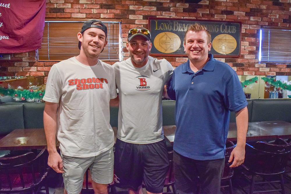 Paul, Coach Peabody, John