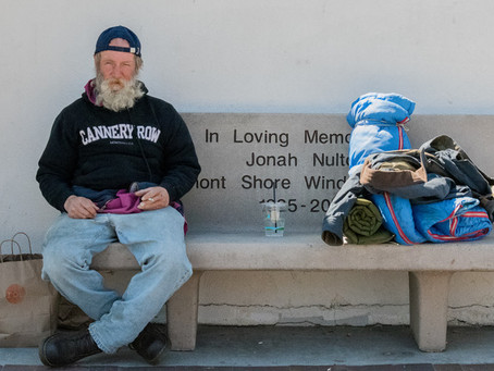 Facing the Faces of Homelessness