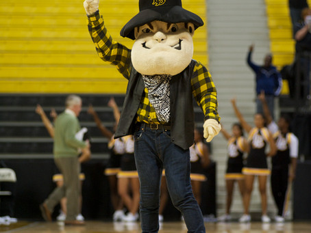 The Real Prospector Pete... A Look Into The Origin of LBSU's 49er Mascot