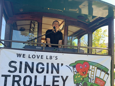 "What It Was Like ""Singin' on the Singin' Trolley!"""