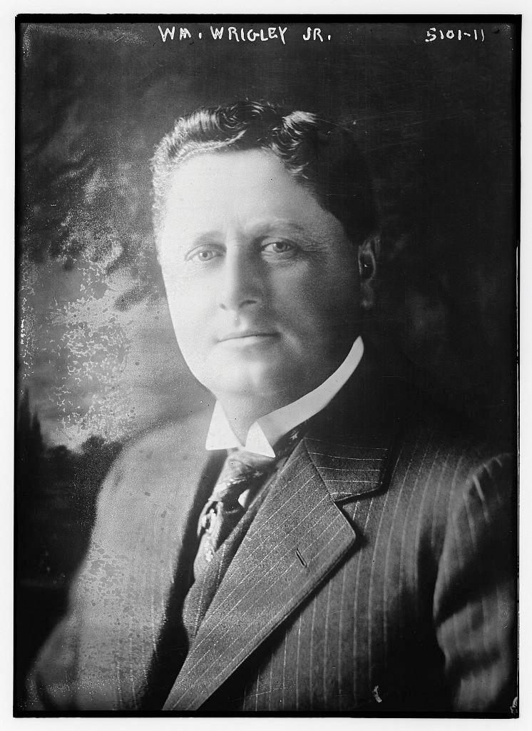 William S. Wrigley, Jr.