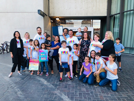 LBC Hero Squad Honored at City Hall